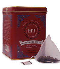 Click Here to add Harney Pomegranate Oolong Loose tea in Sachets to your order