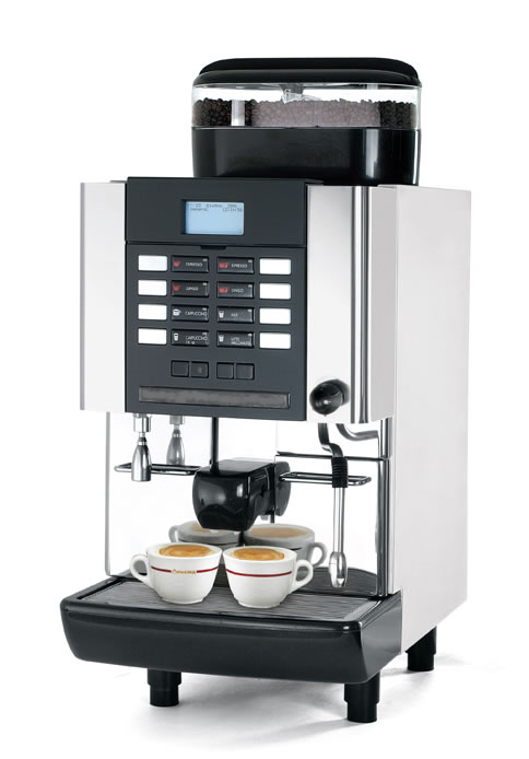 Cimbali Faema Super-automatic espresso machines